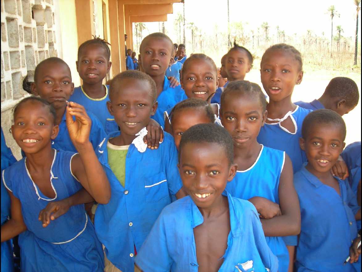 Sierra Leone Children