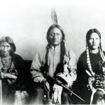 native American b&w