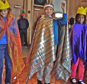 Pageant 3 kings