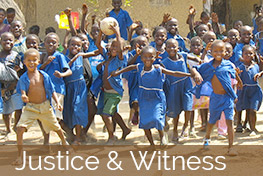 Justice and Witness